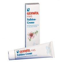 Fußdeo Creme