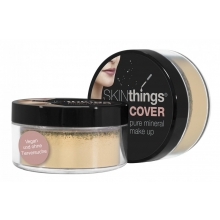 COVER Pure Mineral Make up Almond