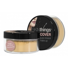 COVER Pure Mineral Make up Honey