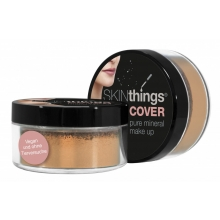 COVER Pure Mineral Make up Maple